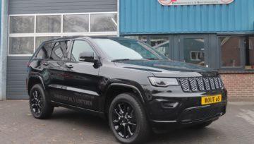 Jeep Grand Cherokee voor Van Heerdt Elektrotechniek