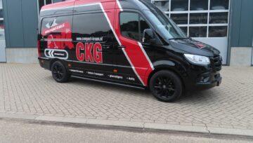 Mercedes voor CKG
